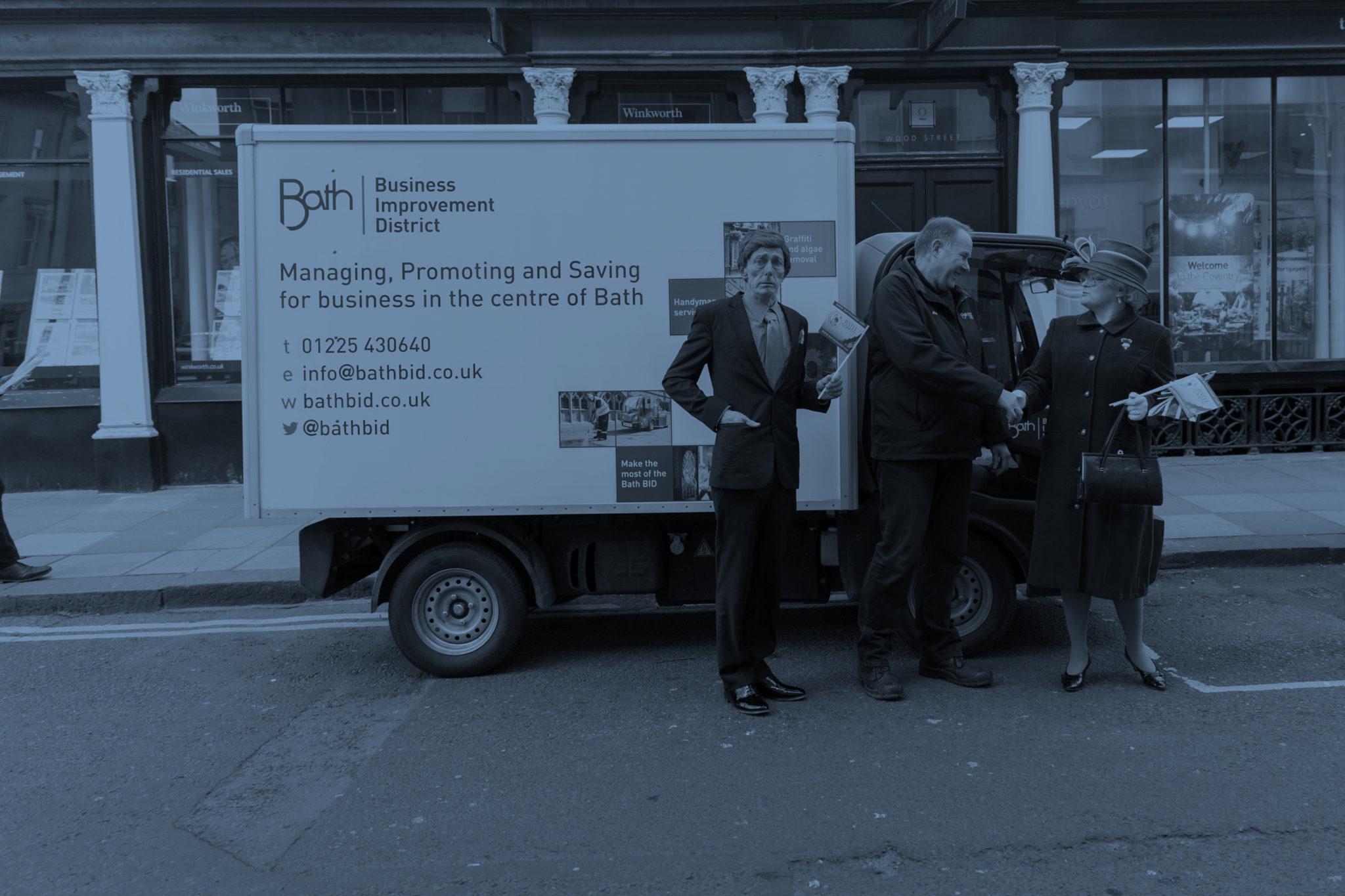 Ranger Services - Bath Business Improvement District