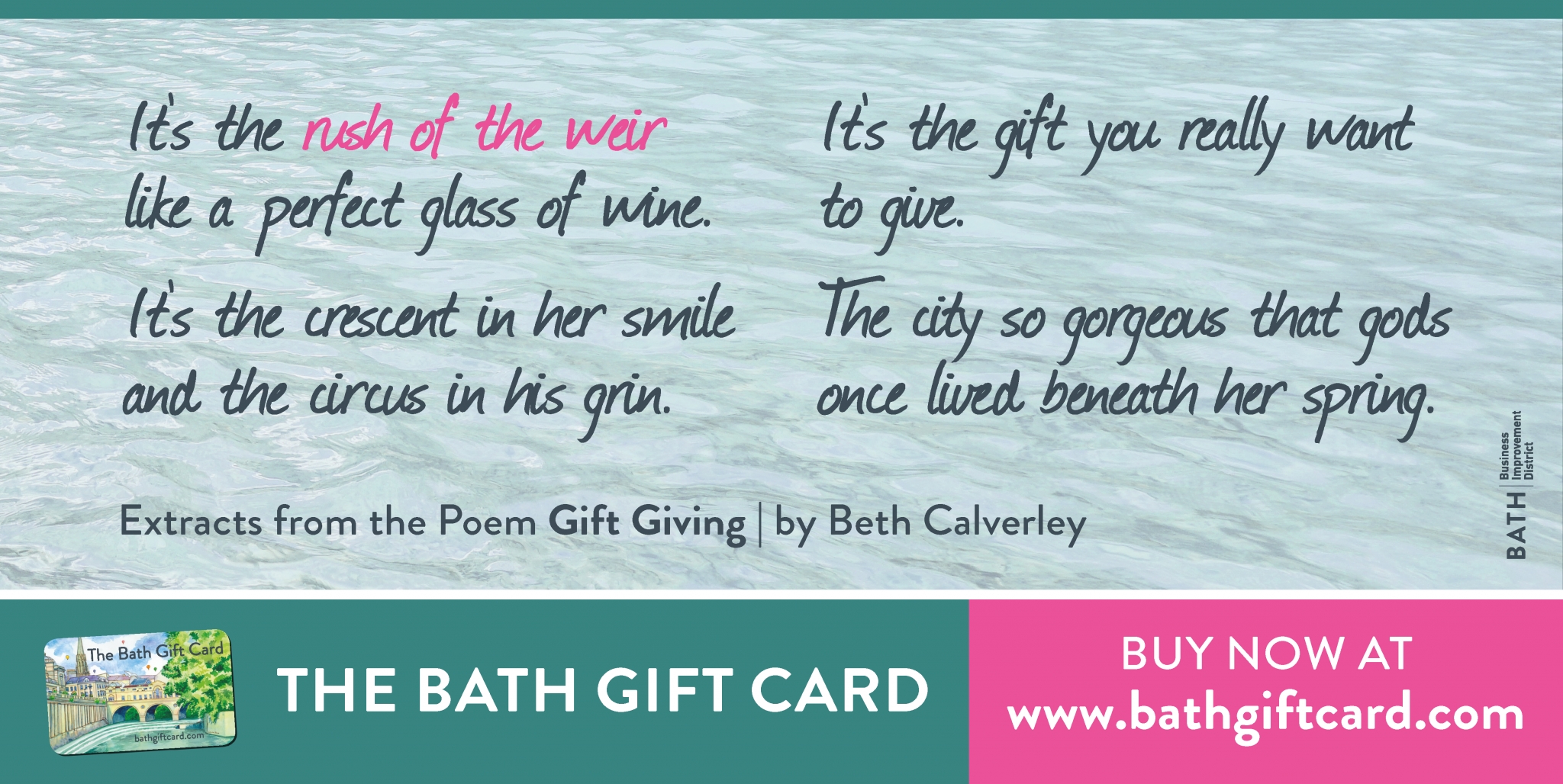 Gift-giving - Beth Calverley