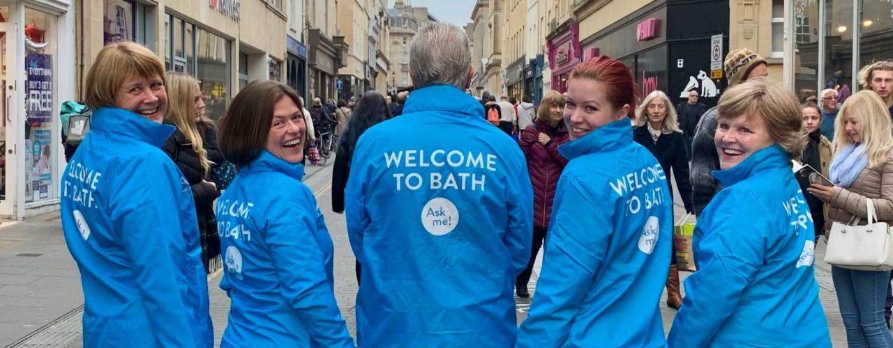 Bath Welcome Ambassadors 1
